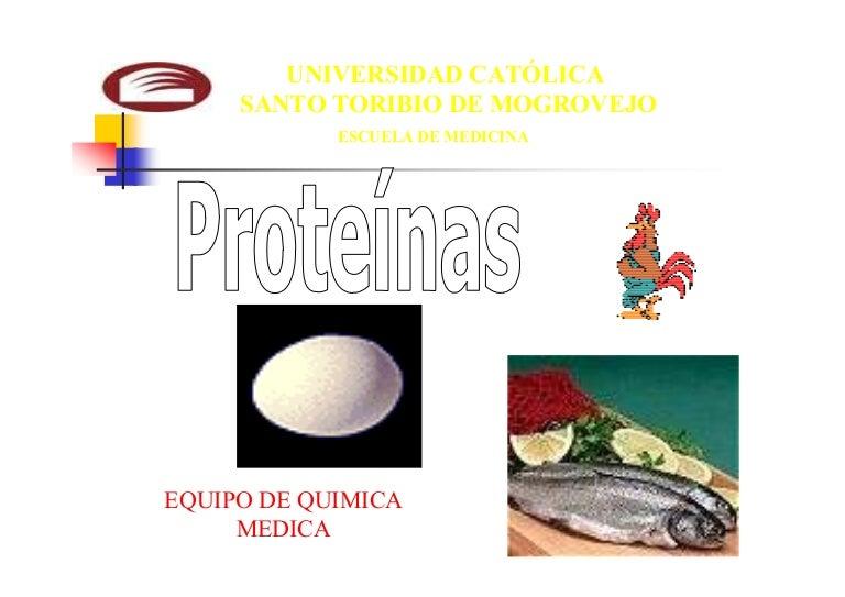 Proteinas Slideshare