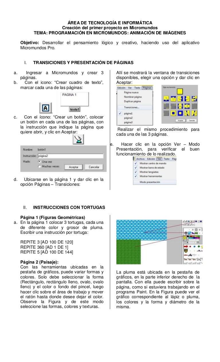 Proyecto 1 en micromundos 24 mar2015