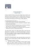 Proyecto auditoria santiago mariño enero 2013