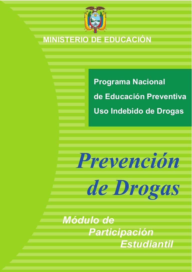 Proyecto de drogas