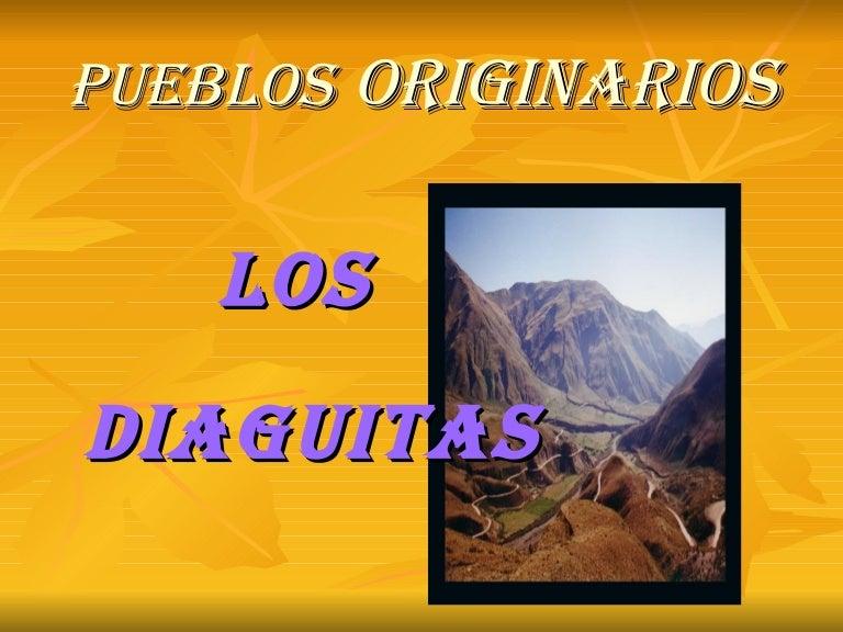 Proyecto De Pueblos Originarios