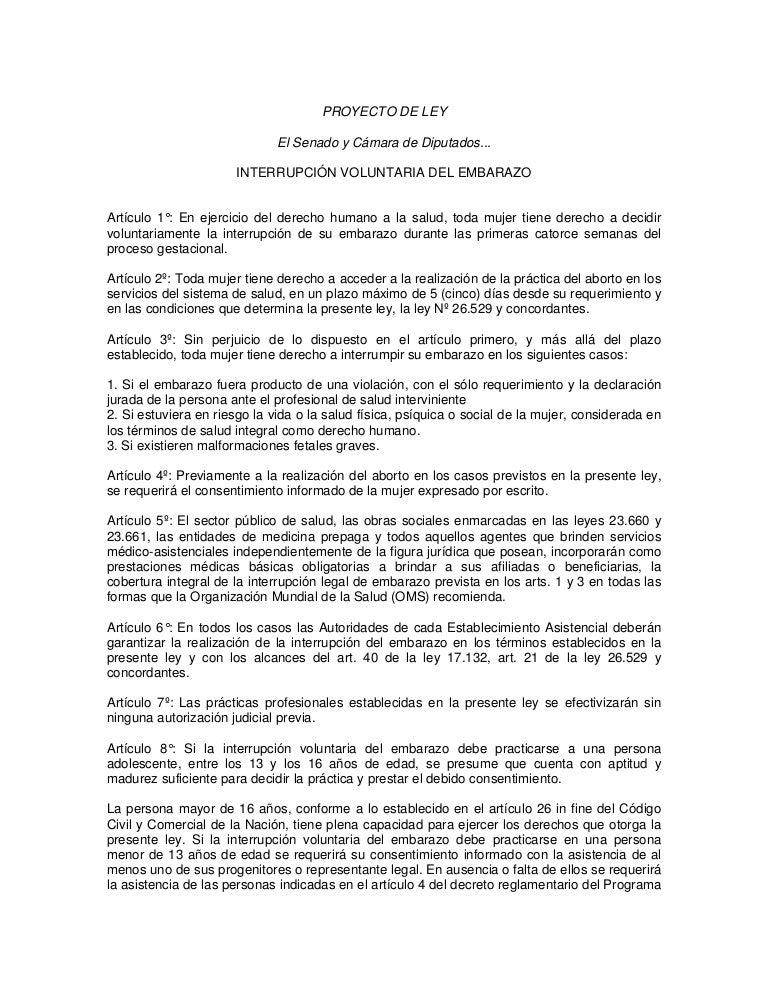 ec47ed136 Proyecto de Ley ILE