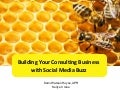Building Your Consulting Business With Social Media Buzz