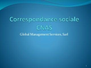 Cours d'assurances sociales CNAS/CNR ALGERIE