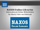 NOL NAXOS Online Libraries