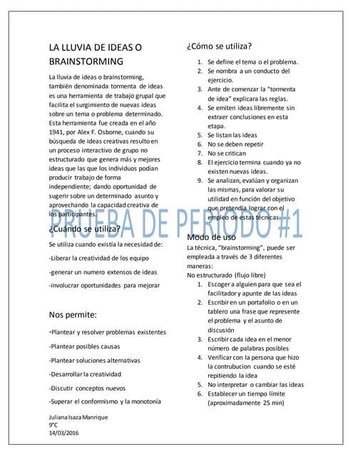 Prueva de periodo #1 juliana isaza