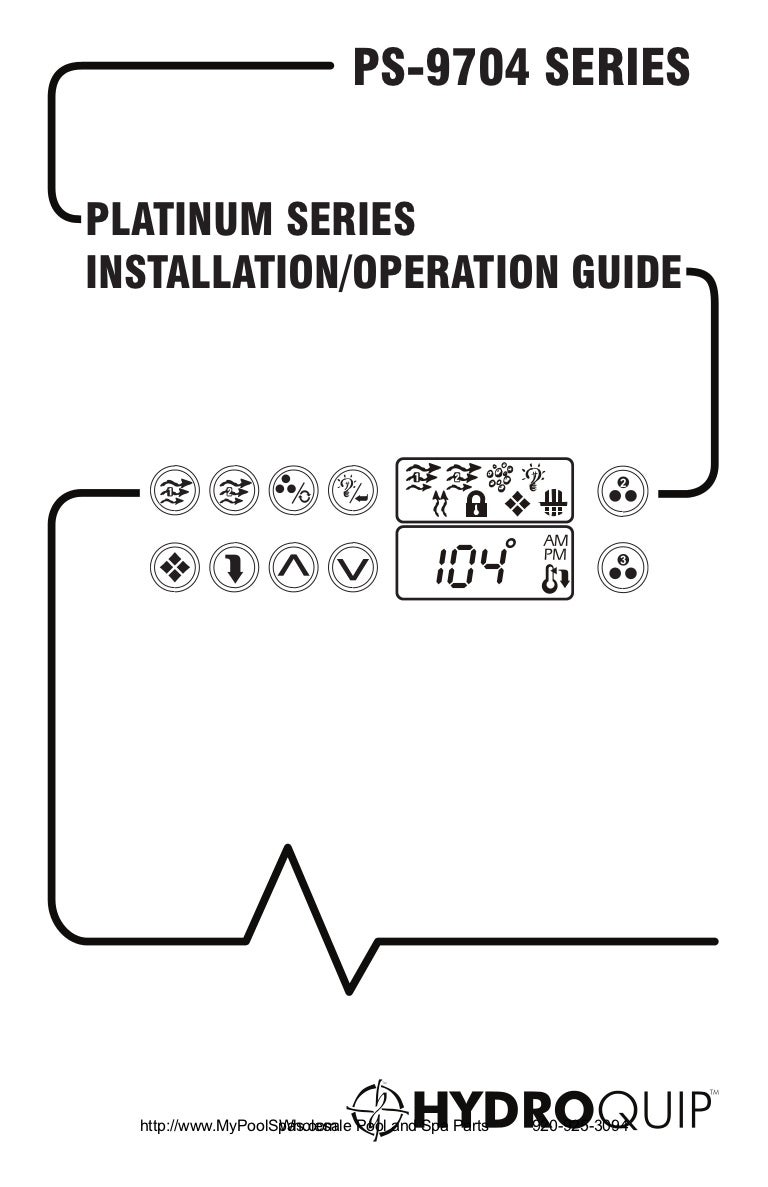 Hydro Quip Wiring Diagram Trusted Diagrams Master Spa Hydroquip For Light Switch U2022