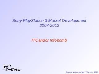 Sony Playstation 3 Market Development