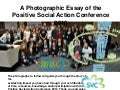 Positive Social Action Conference 2010: Photo Essay