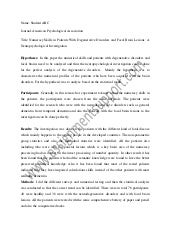 Commercial law essay