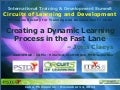 Creating a dynamic learning process in the fast lane (PSDT 201411)