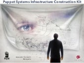 Puppet Systems Infrastructure Construction Kit