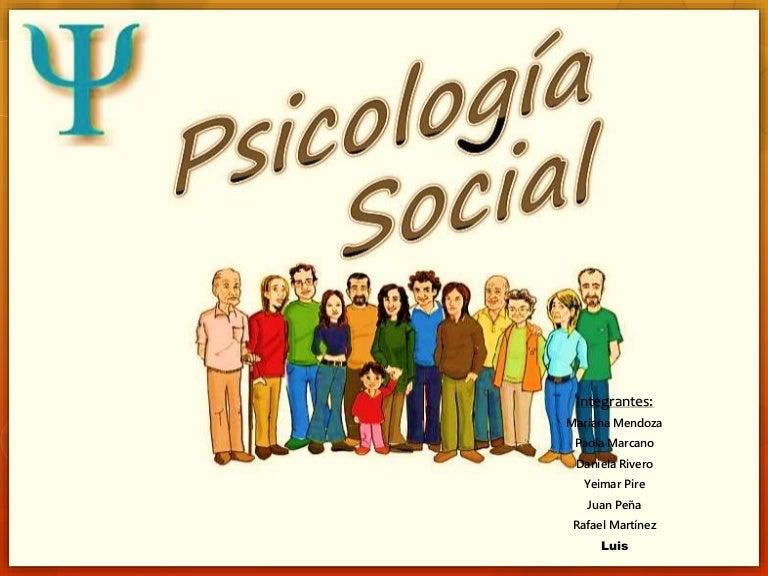 Psicologia social diapositivas for Que es divan en psicologia