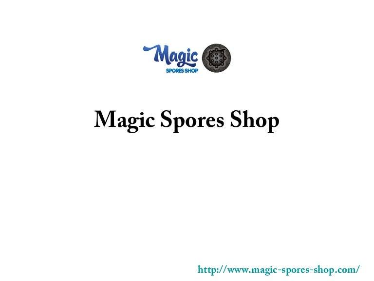 Magic Mushrooms Spores, Psilocybe Cubensis Spores