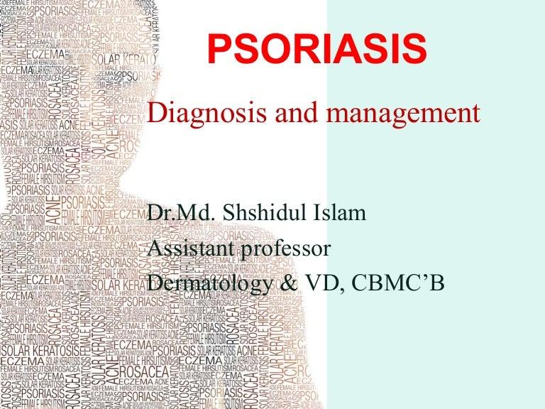 Psoriasis-The best Presentation