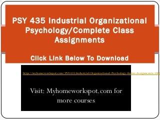Industrial Organizational Psychology Graduate Program   Psychology     Teaching Aids for  Perception and Cognition     Industrial and Organizational  Psychology
