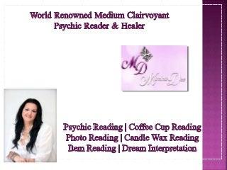 Psychic Reading Service in Australia - Psychic Reader