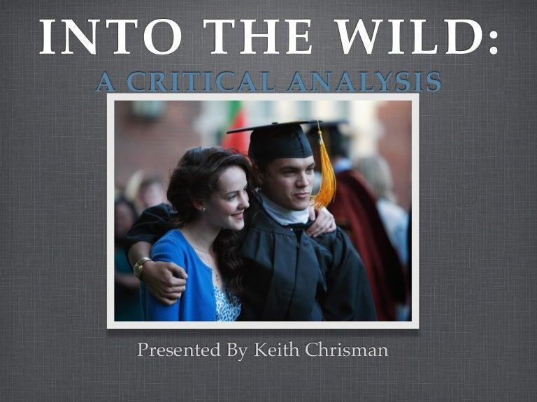 into the wild analysis essay