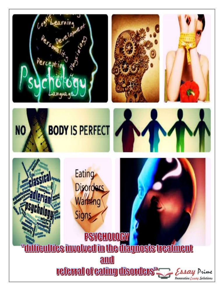 psychology in eating disorder essay sample