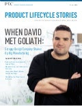 PTC Product Lifecycle Stories eMagazine Winter 2014