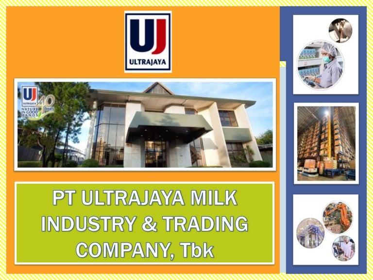 Ppt Company Profile Pt Ultrajaya