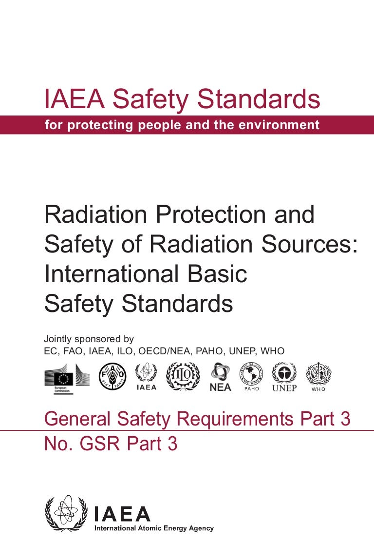 Radiation Protection And Safety Of Radiation Sources International B…