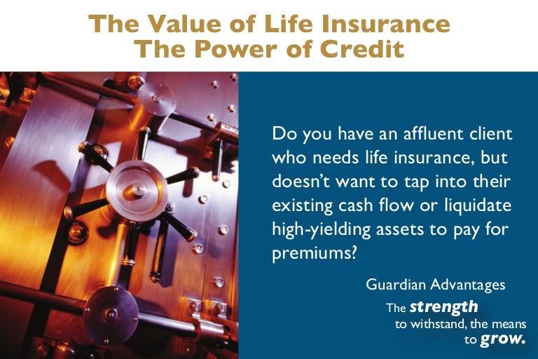 Postcard for Guardian Life Insurance