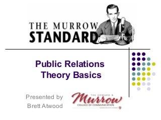 Public relations thesis statement                  Humphrey School of Public Affairs   University of Minnesota