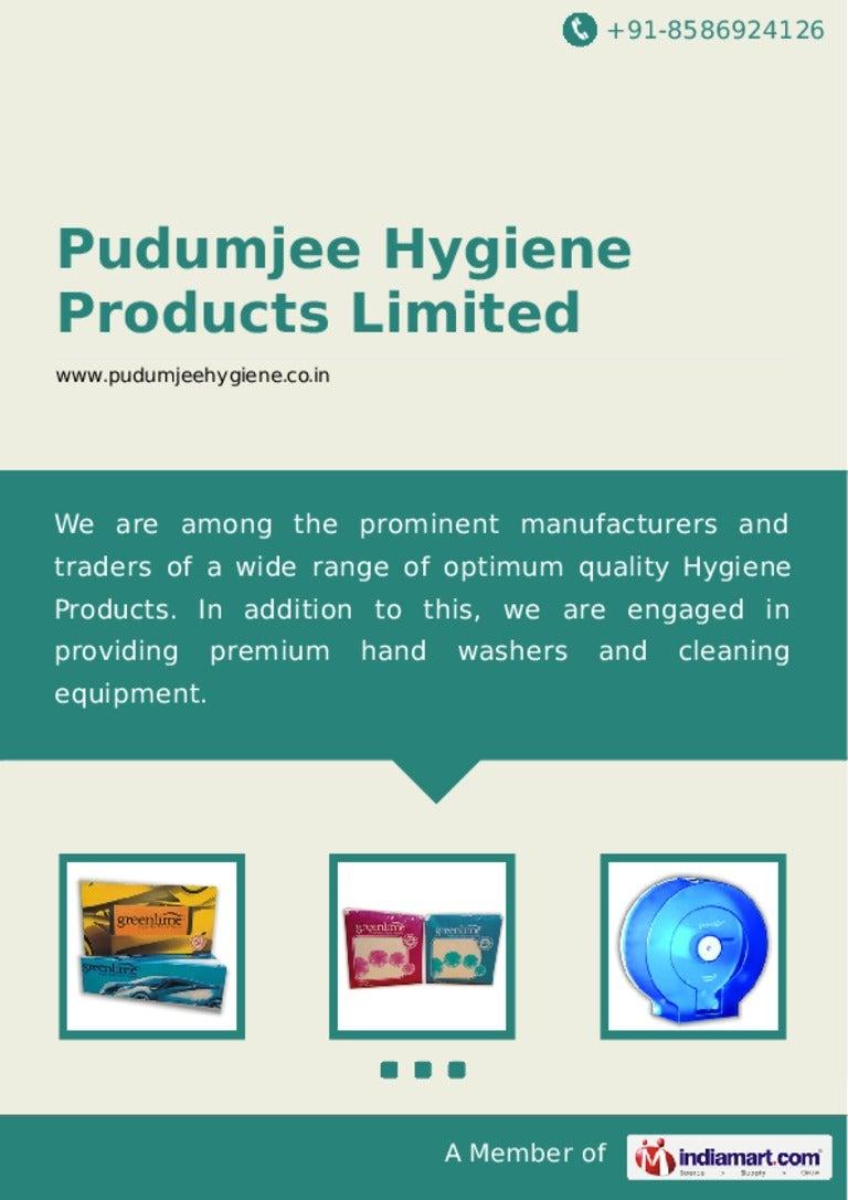 Pudumjee hygiene-products-limited