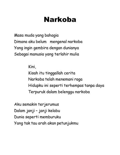 Puisi Kolam Renang