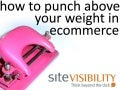 How to punch above your weight in eCommerce SEO