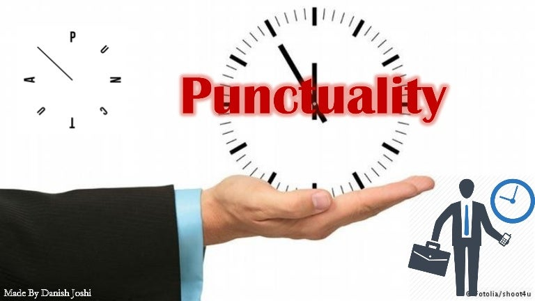 punctuality in schools