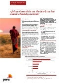 PwC Global Economy Watch (août 2014)