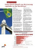 PwC Global Economy Watch (juin 2014)