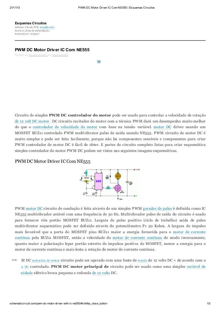 Circuito Ne555 : Circuito integrado ne st u e circuitos integrados u e componentes