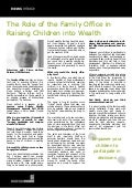 The Role of the Family Office in Raising Children into Wealth-Pierre duPont, HPM Partners