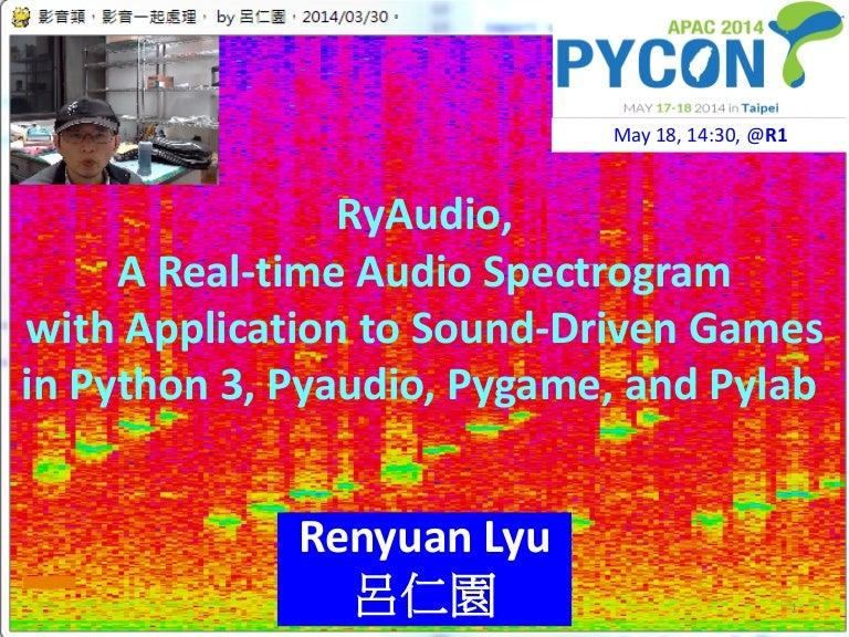 Pycon apac 2014
