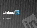LinkedIn Q1 2013 Earnings Call