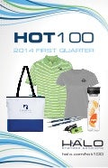 Q1 2014 HALO HOT 100 Promotional Products