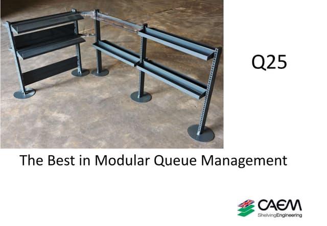 Queue Management System - Q25
