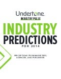 Industry Predictions for 2014
