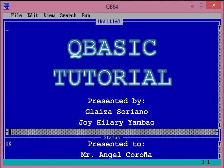 Download Qbasic Program Using While Loop - strongwindas