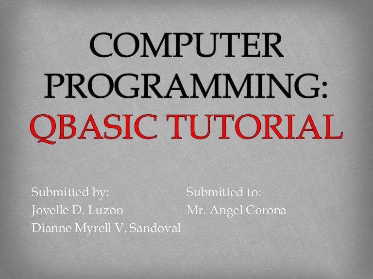 Qbasic tutorial qbasictutorial 150210014042 conversion gate01 thumbnail 4gcb1423532589 fandeluxe Image collections