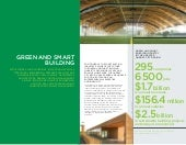 Green and Smart Building Fact Sheet
