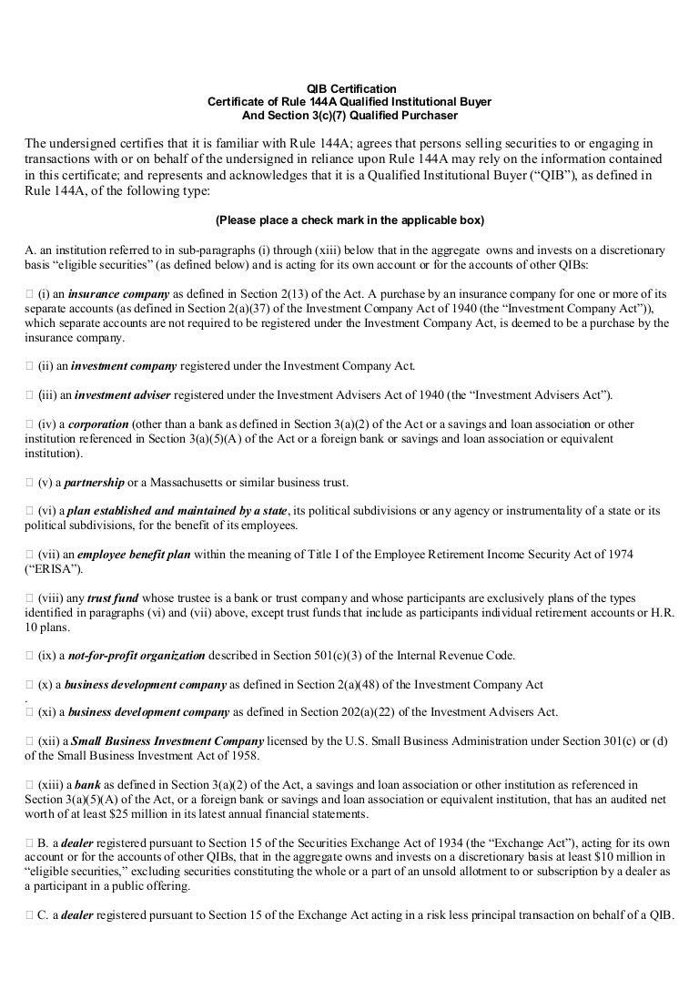 Qib certification xflitez Images