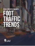 xAd Q1 Quick Service Restaurant Foot Traffic Trends Report