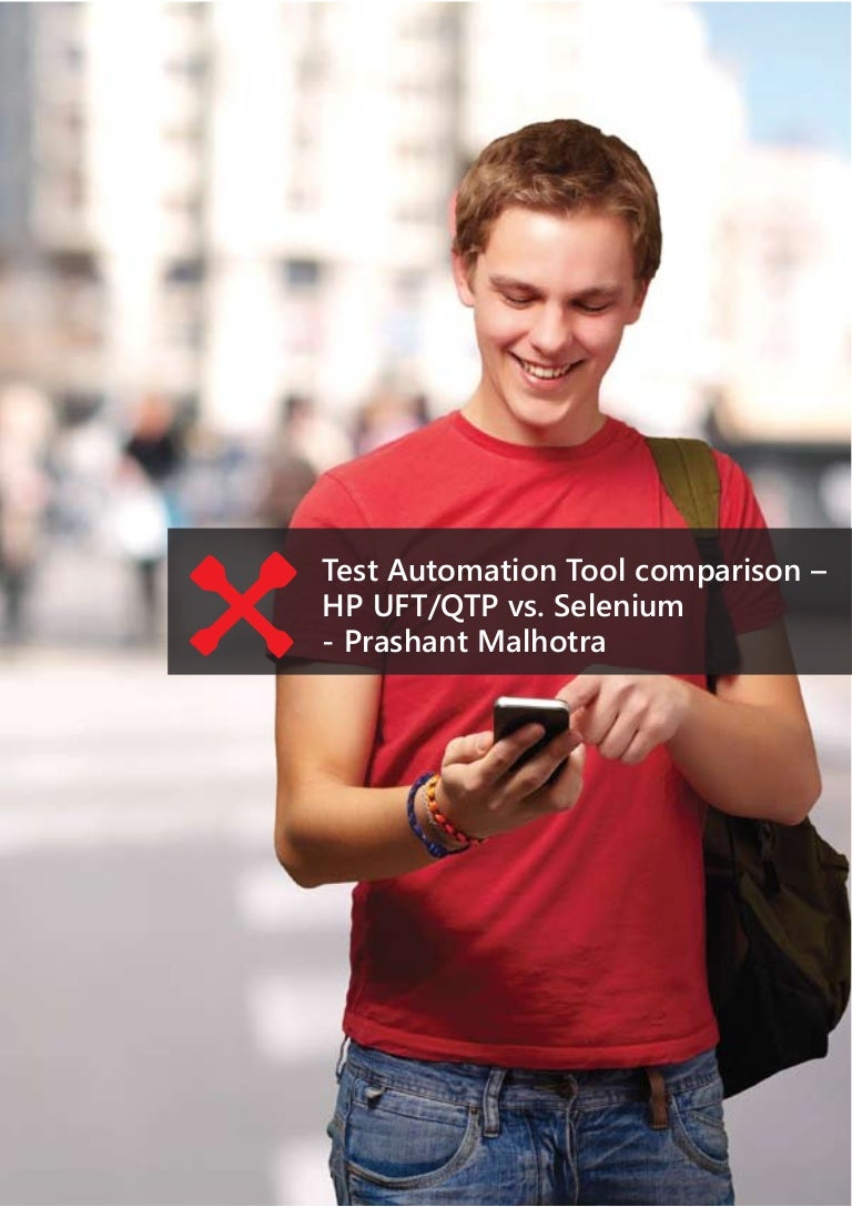 Test automation tool comparison hp uftqtp vs selenium baditri Gallery
