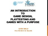 CUbRIK and gaming experience@Qualinet