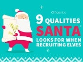 9 Qualities Santa Looks For When Recruiting Elves