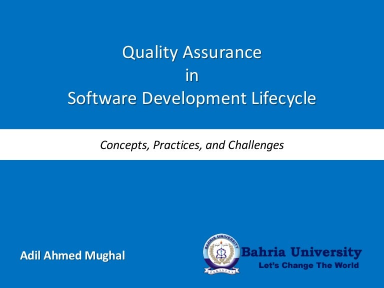 software quality assurance A software quality assurance engineer is involved in tasks that include software design, writing source code, control of source code, reviewing code, configuration management, change management, program testing, integration of software, and release management process.